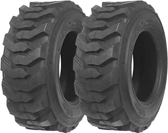14 PLY NHS HEAVY DUTY WEIGH 65 LBS 12-16.5 ROAD CREW TW171 SKID STEER TIRE 1 TIRE