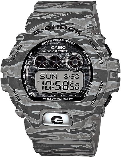 Reloj Casio G-shock camuflaje G Shock camuflaje gd-x6900tc-8 hombre: Amazon.es: Relojes