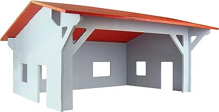 Uh Niños - Uhk1000 - Vehículos en Miniatura - Garaje - Mi Gran Hangar Madera - Escala 1/16: Amazon.es: Juguetes y juegos