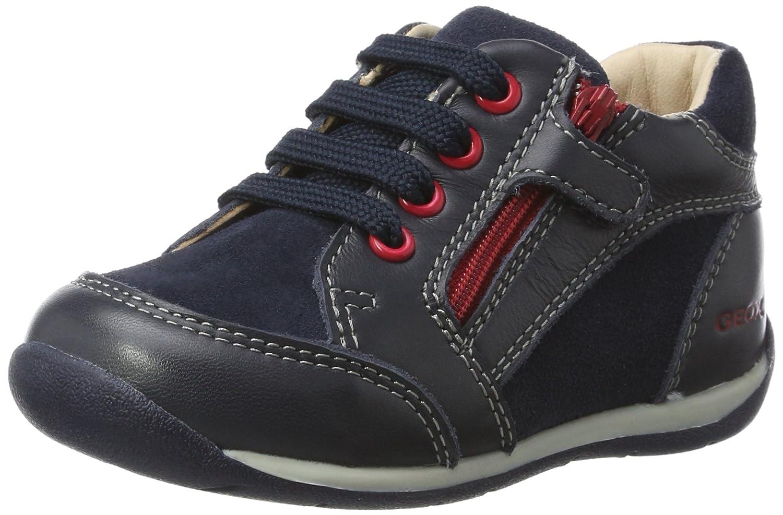 Geox B Each A, Sneakers Basses bébé garçon B740BA02285