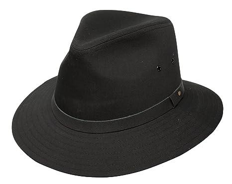 c52f94daa9e Dobbs Gable Safari Hat at Amazon Men s Clothing store  Fedoras