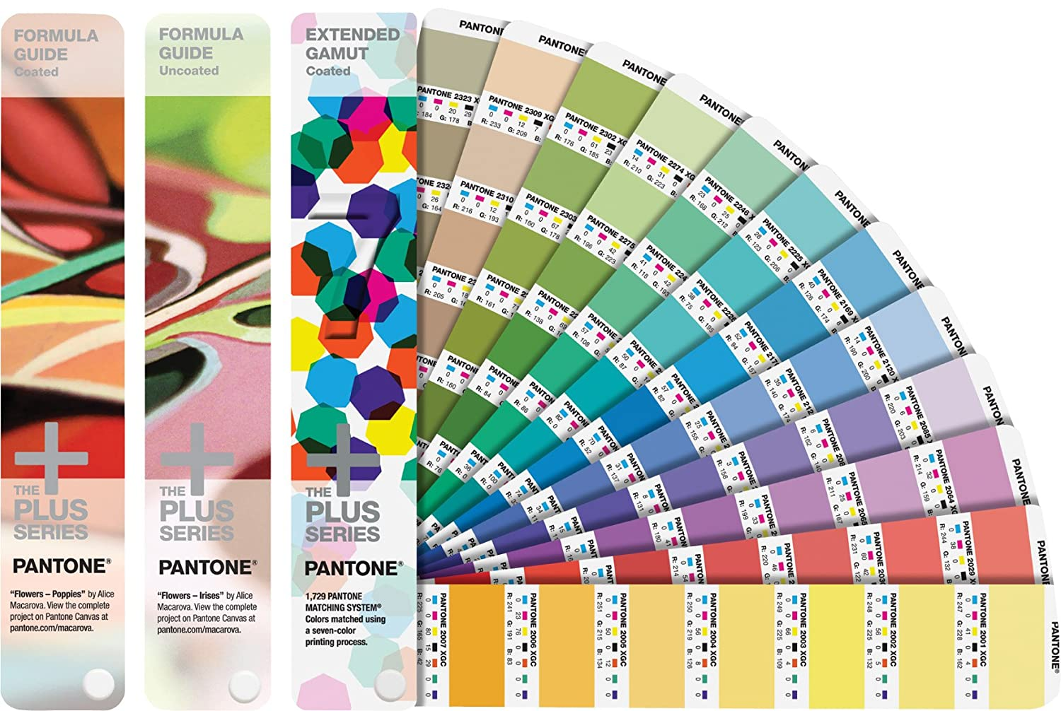 Pantone Solid-To-Seven Set, 2015-004