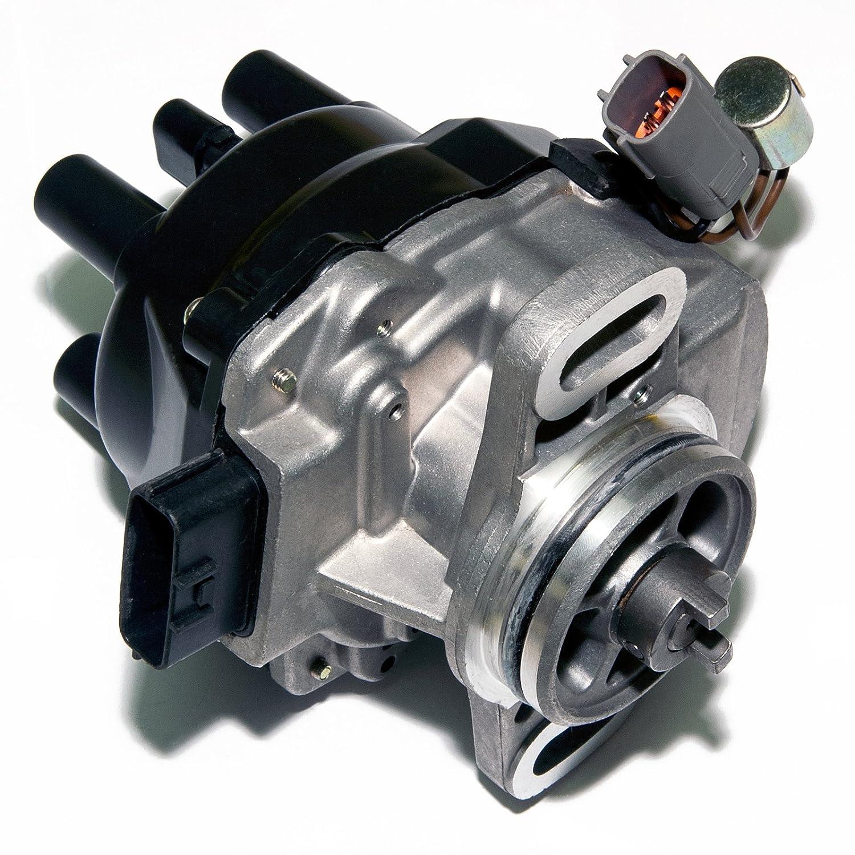 Brand New Compatible Ignition Distributor w// Cap /& Rotor 22100-OM300 22100-OM200 22100-0M2221 KA-OM300 for 1995-1999 Nissan Sentra 1.6L 95-98 200SX 1.6L GA46DE