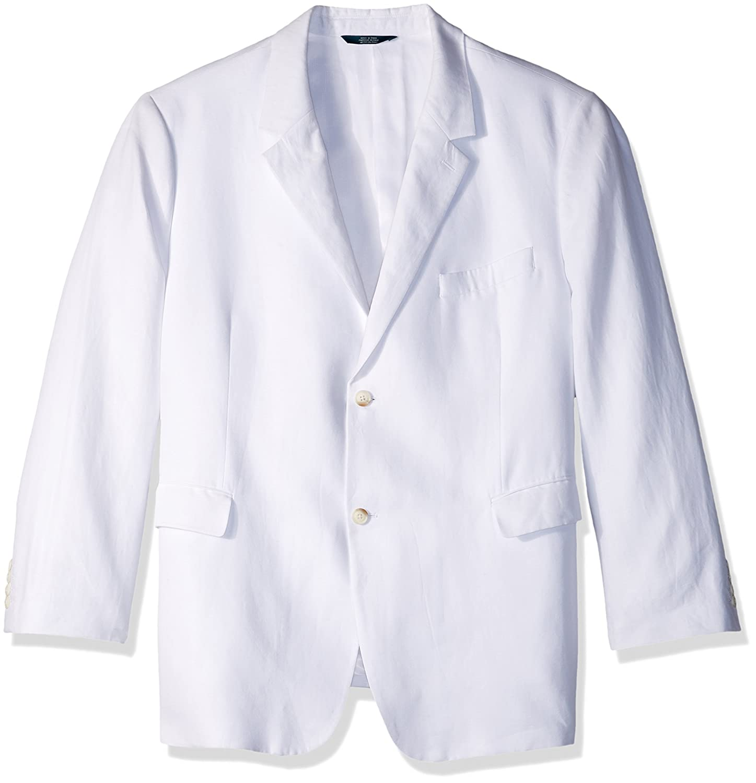 Perry Ellis Mens Linen Suit Jacket