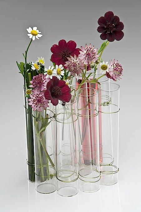 gl vase TEST TUBE, 14cm: Amazon.co.uk: Kitchen & Home Florist Gl Vases Uk on florist books, florist bowls, florist centerpieces, florist containers, florist tools,