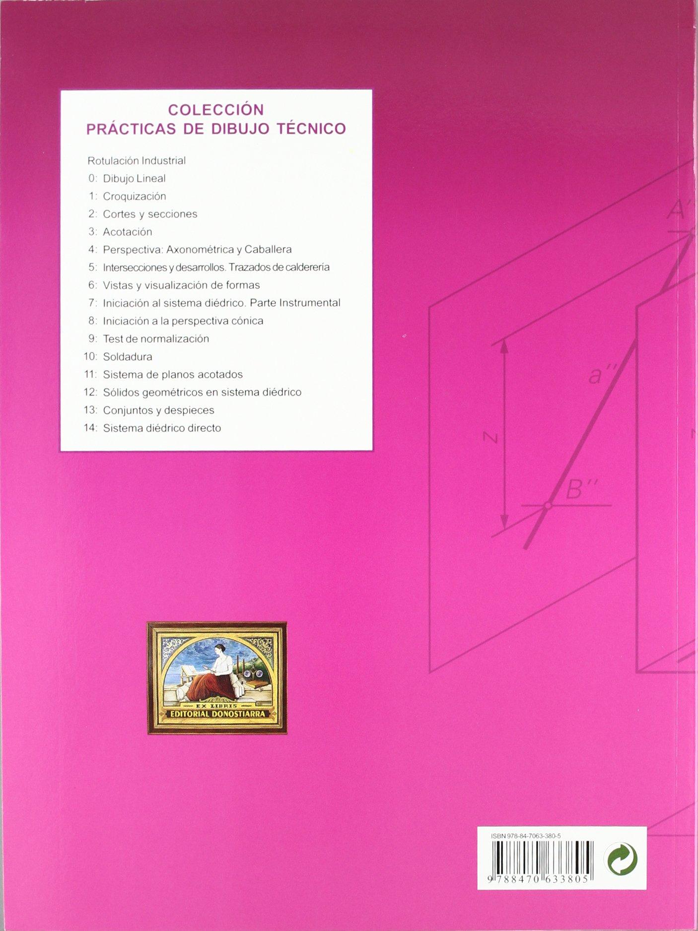 Sistema Diedrico Directo (Practicas de Dibujo Tecnico): 9788470633805: Amazon.com: Books