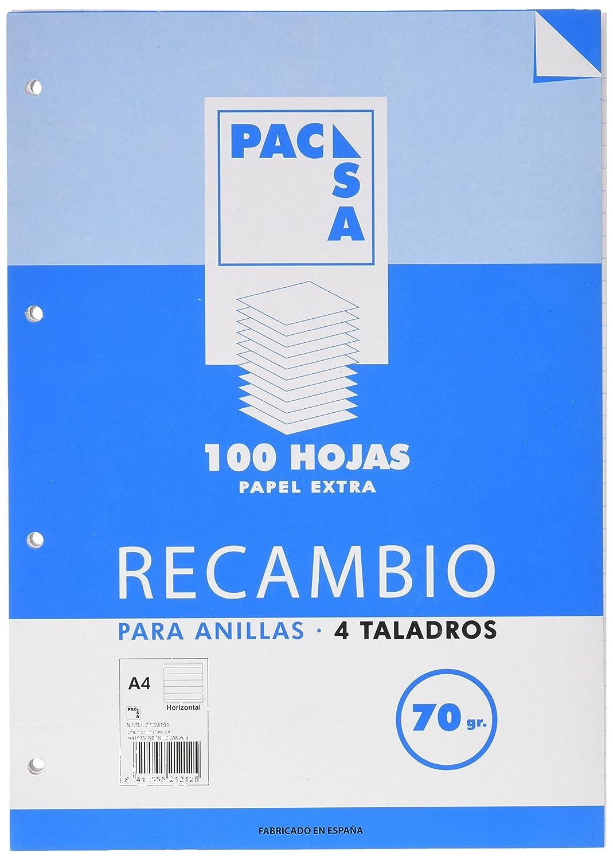 Amazon.com: RECAMBIO F 100H 4 TALADROS 70G 1HORIZ. PACSA ...