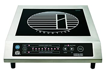 Iwatani Corporation Of America IWA 1800 Table Top Induction Range Stove  Burner