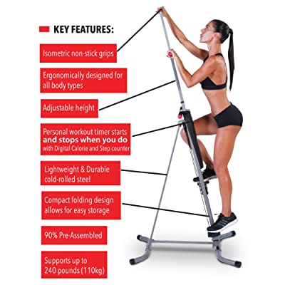 Features of The Maxi Climber