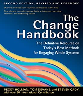 Organization development a jossey bass reader joan v gallos the change handbook group methods for shaping the future fandeluxe Images