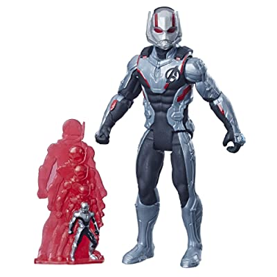 "Avengers Marvel Ant-Man 6""-Scale Marvel Super Hero Action Figure Toy: Toys & Games"