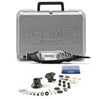 Deals on Dremel 3000-2/28 2 Attachments/28 Accessories Rotary Tool