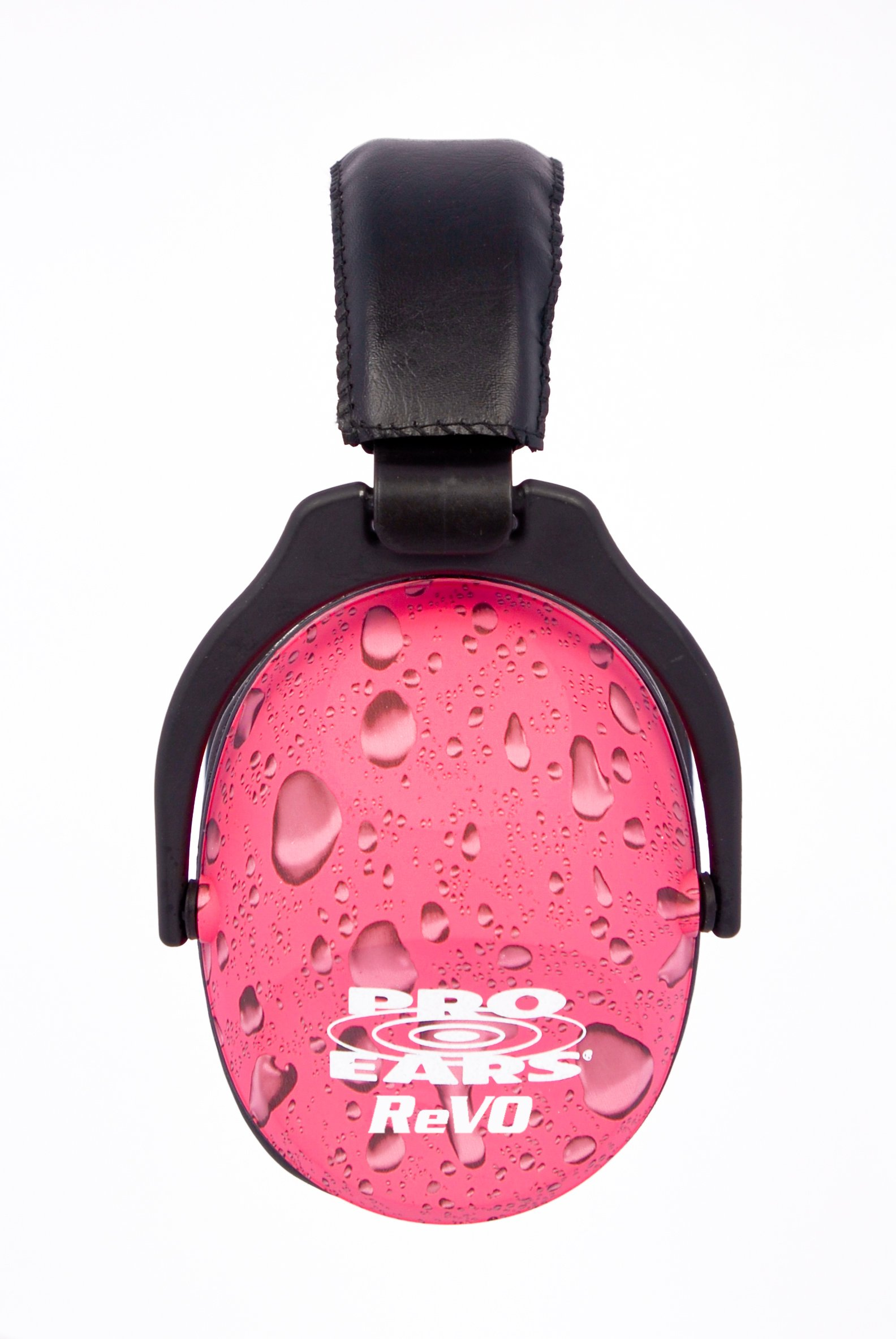 Pro Ears - ReVO - Hearing Protection - NRR 25 - Youth and Women Ear Muffs - Pink Rain by Pro Ears (Image #2)