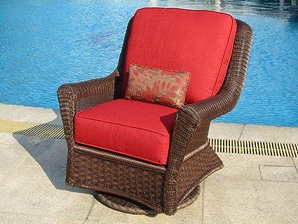 Amazon.com: Especias – Tahiti planeador silla de giro de las ...