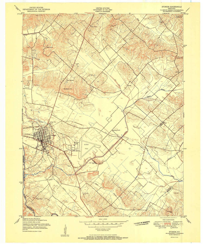 Amazon.com: YellowMaps Sturgis KY topo map, 1:24000 Scale, 7.5 X 7.5 on kentucky flash, kentucky travel map, murray sea map, kentucky interstate map, ohio county map, kentucky county map, ohio kentucky tennessee map, kentucky vegetation map, kentucky outline map, kentucky drainage map, bourbon old map, kentucky trail map, 4th grade tennessee map, interactive kentucky map, kentucky lake map, kentucky street map, kentucky railway map, kentucky park map, united states map, kentucky transport map,