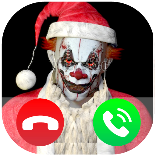 Evil Santa Calls : Realistic Call ! (Santa Good And Bad List For Kids)