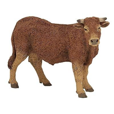 Papo - 51131 - Figurine - Animaux - Vache Limousine