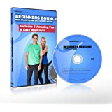 Beginners Bounce Mini Trampoline Exercise DVD Compilation Includes 3 Amazing Fun & Easy Rebounding Fitness Workouts to Help Y