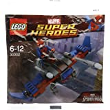 Rare 2015 Lego 30305 Super Heroes Spider-Man Super Jumper Polybag Spiderman