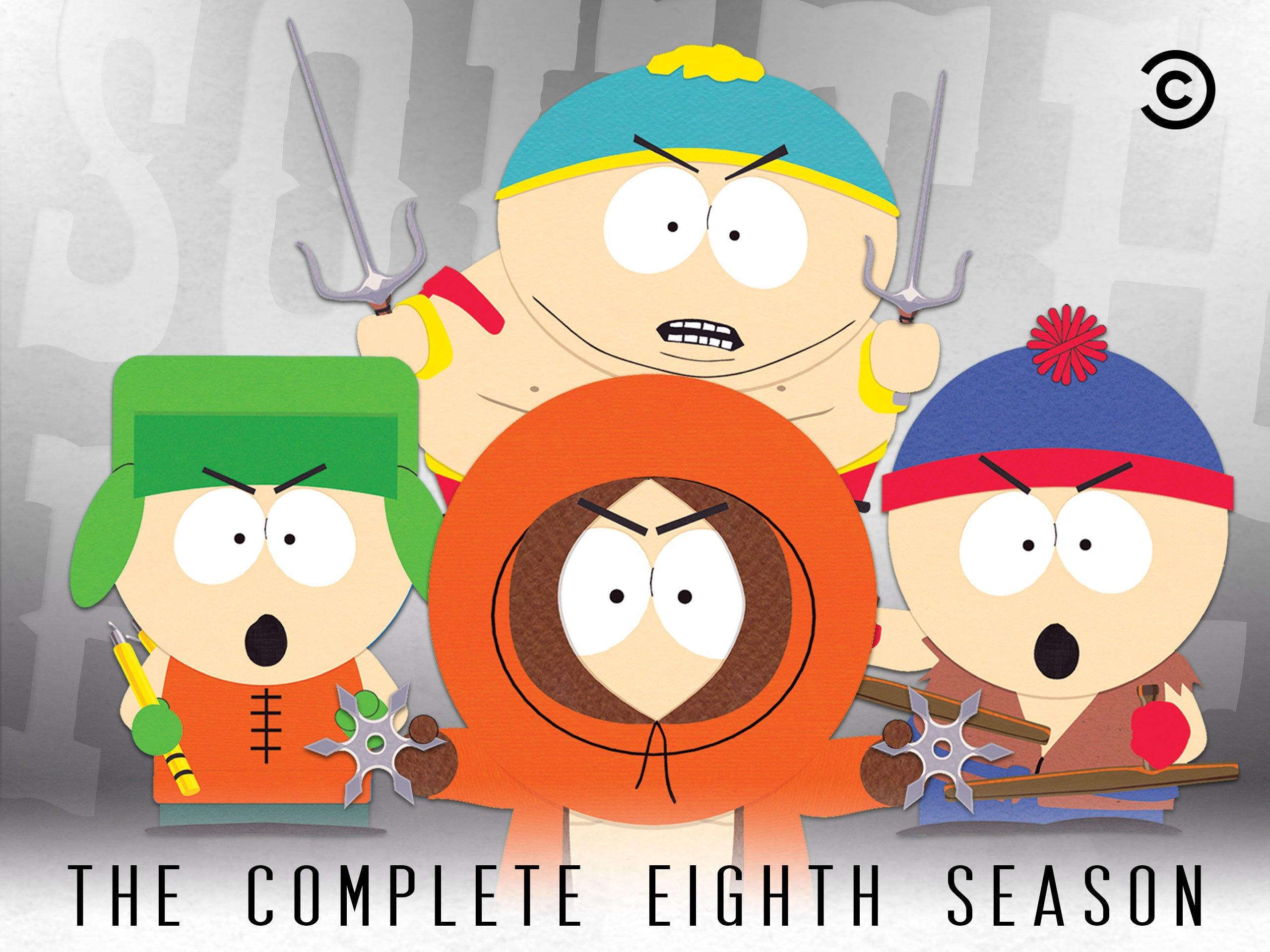 southpark season 8
