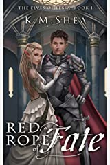 Red Rope of Fate (The Elves of Lessa Book 1) Kindle Edition