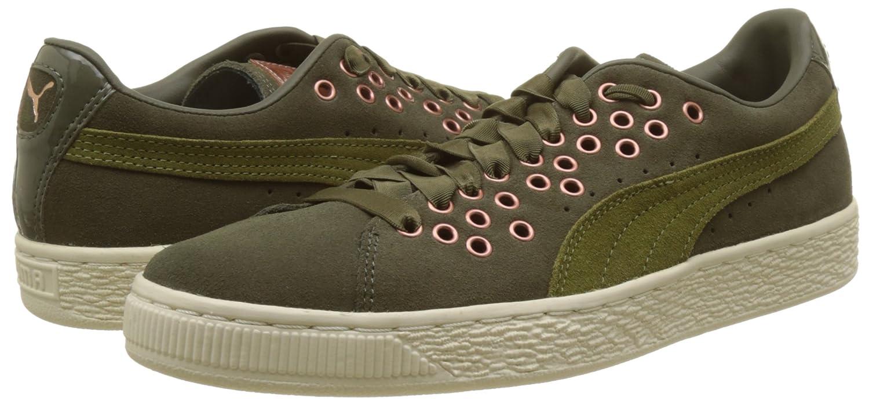 Puma (Olive Damen Suede XL Lace Vr Sneaker Grün (Olive Puma Night-avocado) 69c91b