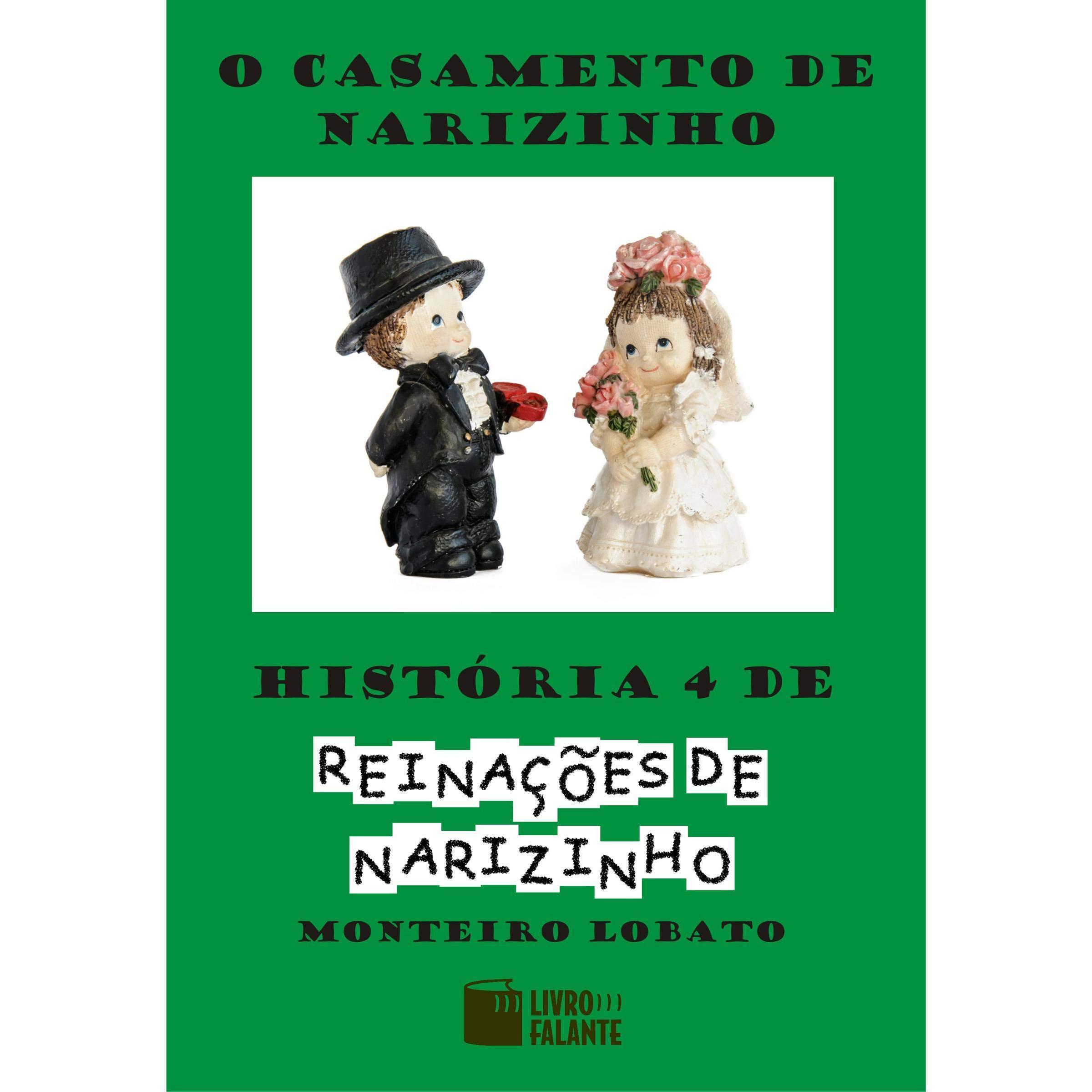 O Casamento de Narizinho | Audiolivro