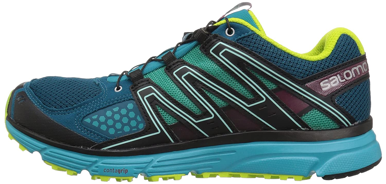 Salomon Salomon Salomon Damen X-Mission 3 W Trailrunning-Schuhe, Synthetik Textil  e25703