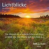 Lichtblicke 2017: Worte aus der Bibel