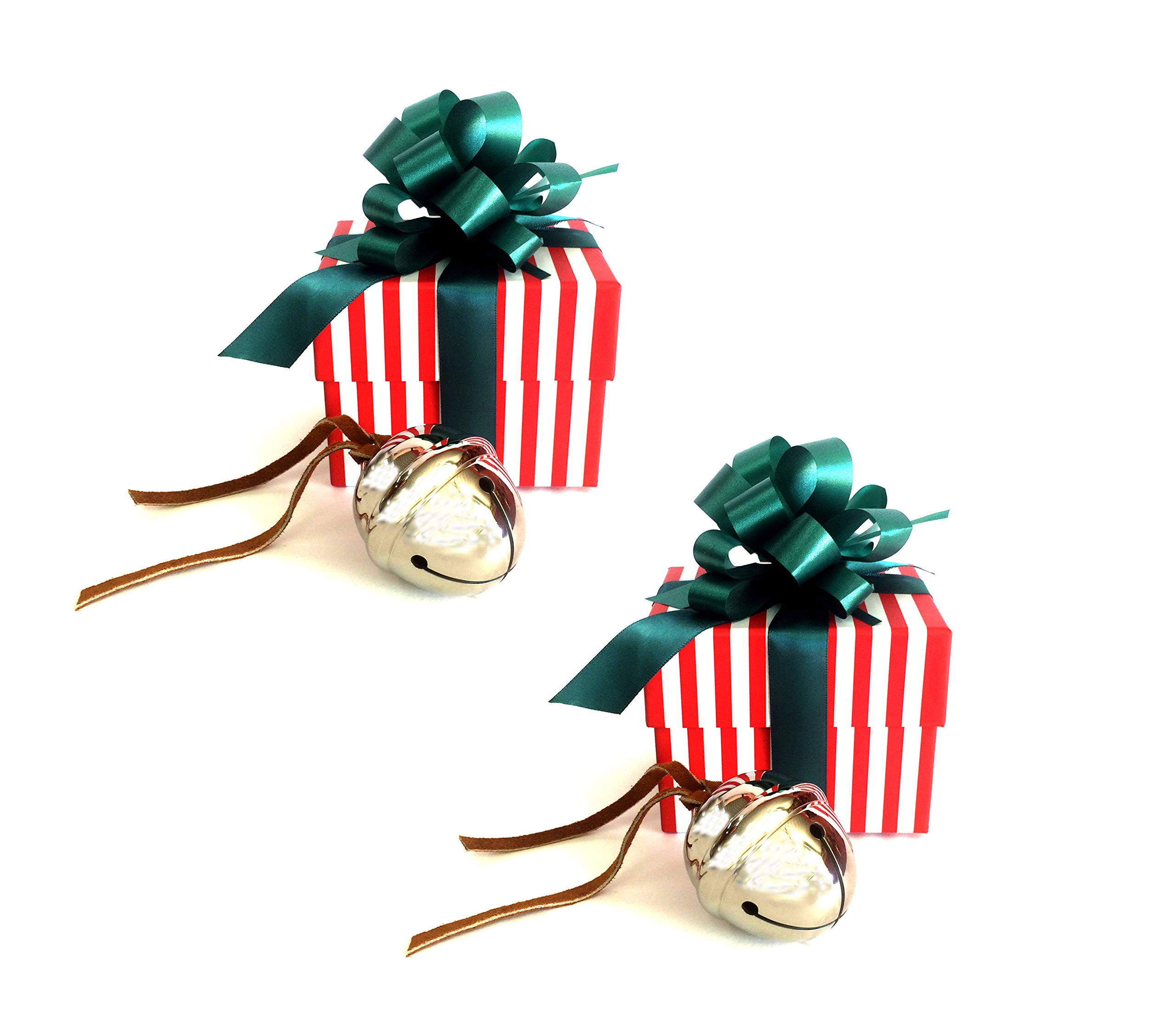 LilyDeal Polar Express Sleigh Bell Gift Set (2 Pack)