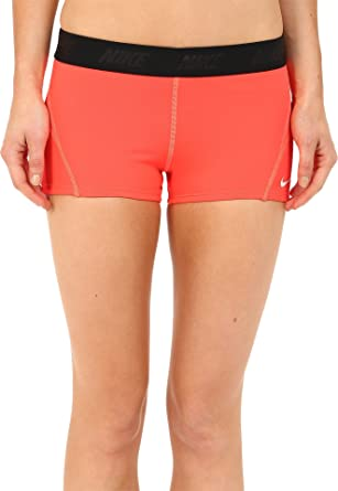 bd91377f23 Amazon.com: Nike Women's Solids Kick Short: Clothing