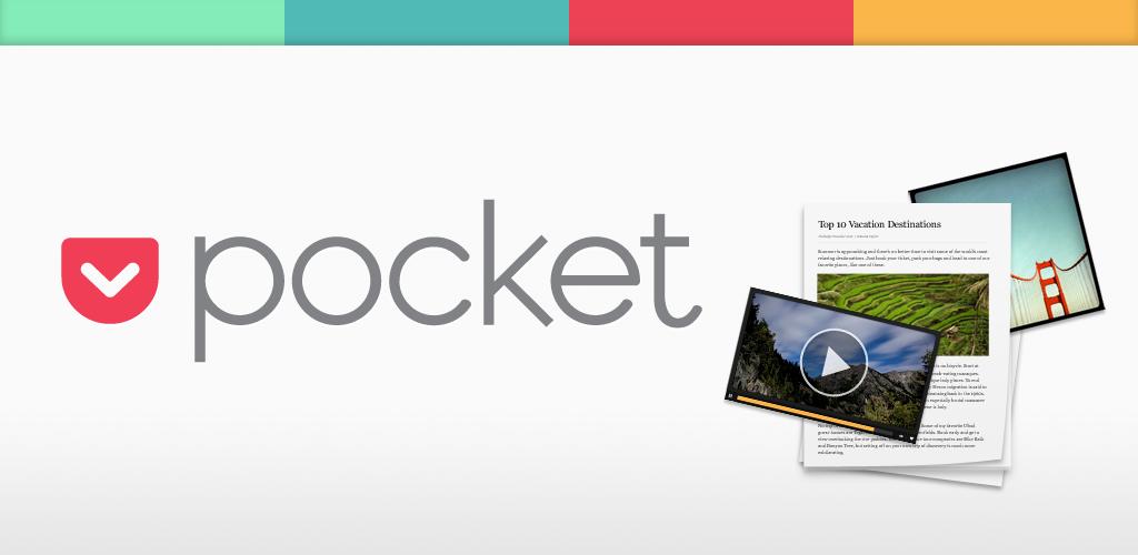 Resultado de imagen para Pocket app