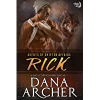 Rick: Paranormal Suspense (Shifter World®: Agents of Shifter Affairs Book 1)