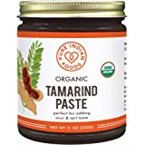 Pure Organic Tamarind Paste Concentrate - Sweet and Sour Sauce for Indian Chutney and Thai curry, Gluten Free, No Sugar Added