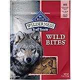 Blue Buffalo Wilderness Trail Treats Wild Bites Grain Free Soft-Moist Dog Treats