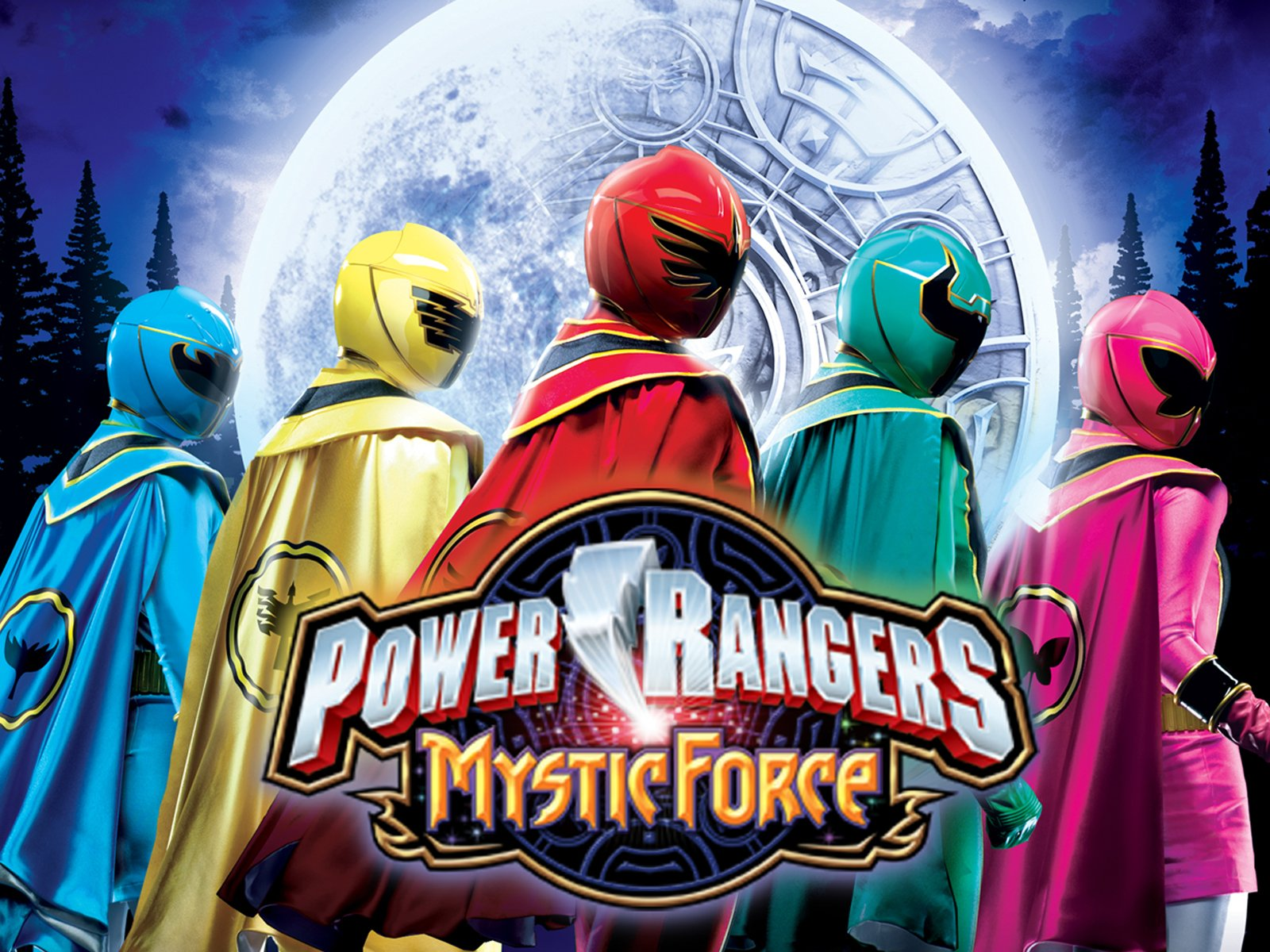 Good Power rangers mystic force phrase