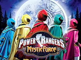 Power Rangers Mystic Force Season 1