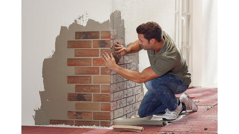 Spar set elastolith pietra ricostruita per esterni m² amazon