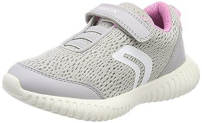 Geox jr ciak girl j amazon shoes grigio