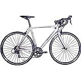 Poseidon 'TRITON' Road Bike - Lightweight Aluminum Frame/Carbon Fiber Fork