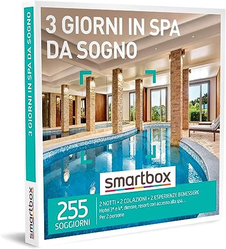 Smartbox Cofanetto Regalo 3 Giorni In Spa Da Sogno Idee