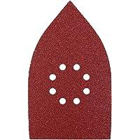 kwb Slijp-driehoek voor delta- en multi-slijper - voor metaal, hout, lak en meer, voor o.a. Black en Decker, Ferm, Worx…