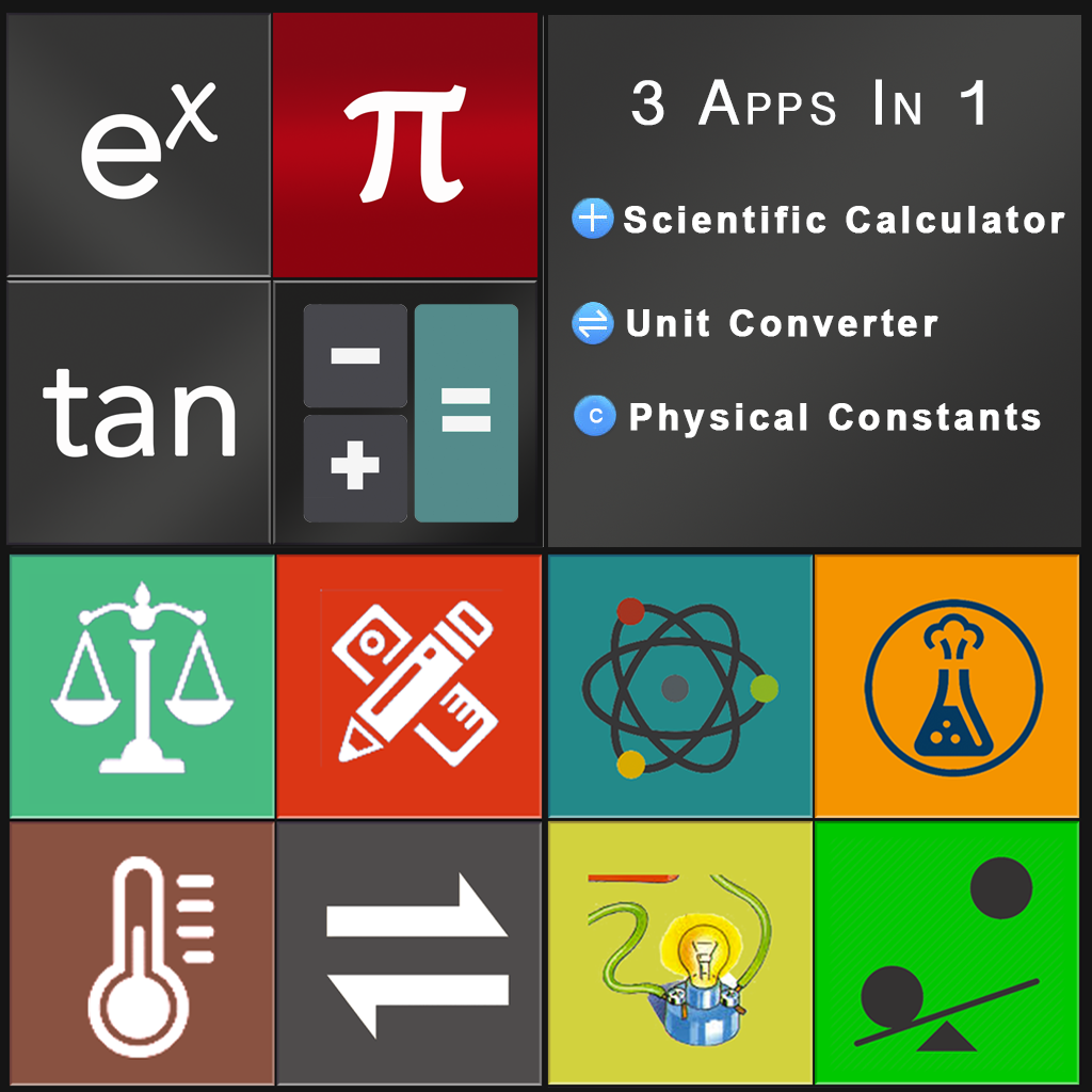Scientific Calculator and Unit Converter Pro Elite [Download]