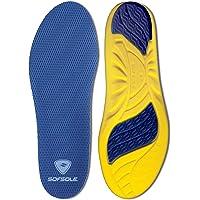 Sof Sole Insoles Women's Athlete Performance Full-Length Gel Shoe Insert