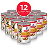 Hill's Science Diet Wet Dog Food, Adult, Savory Stew with Chicken & Vegetables