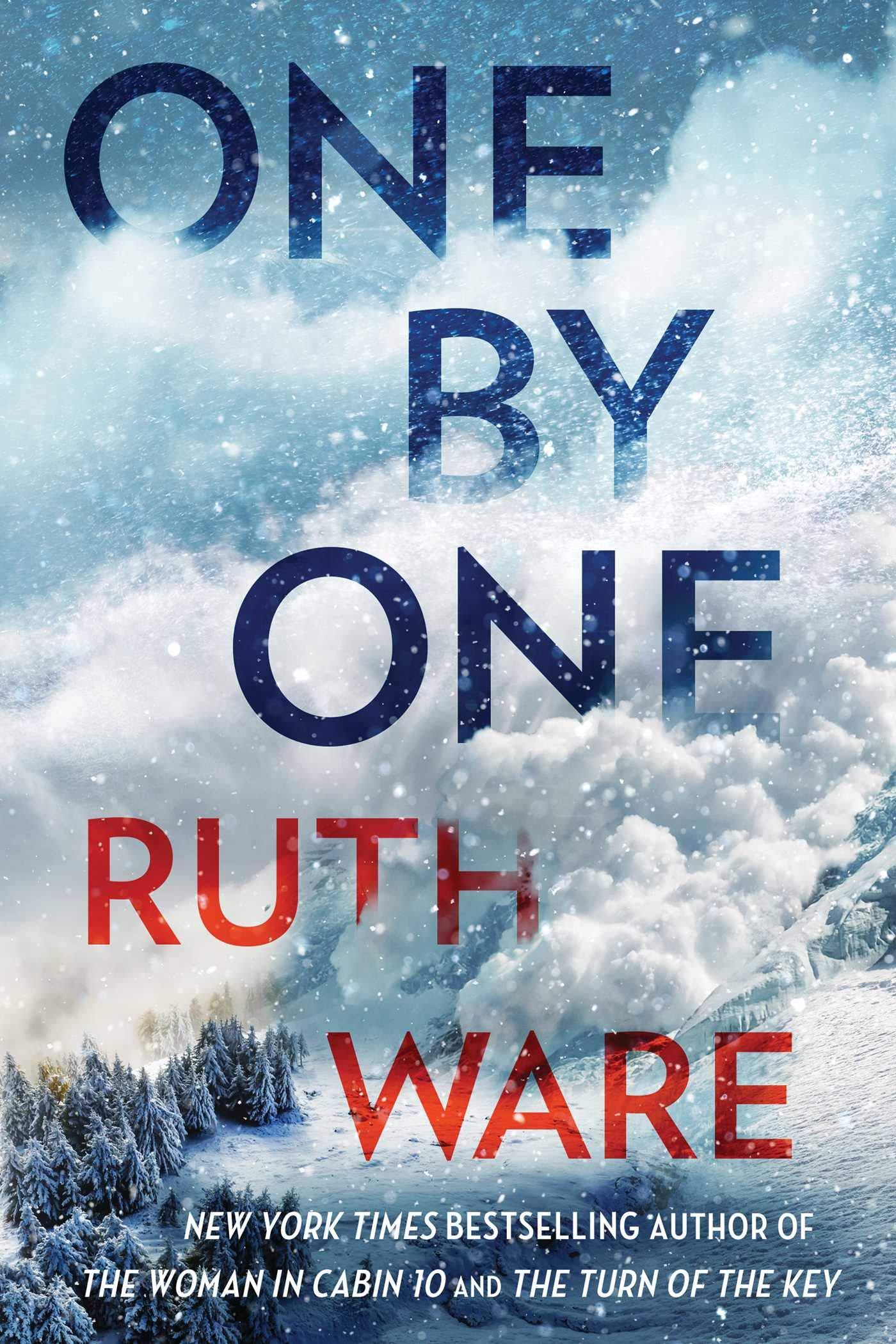 Amazon.com: One by One (9781501188817): Ware, Ruth: Books