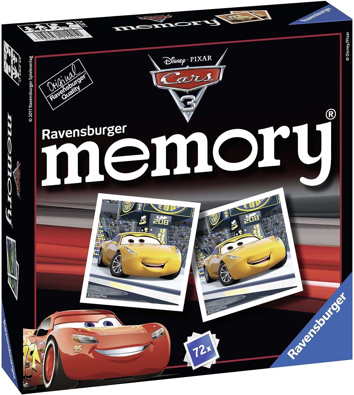 "Ravensburger 26633 3 /""Nature/"" Memory Game Free Shipping"