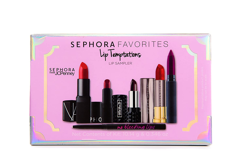 Amazon Sephora Favorites Lip Temptations Lip Set Beauty Kit Beauty