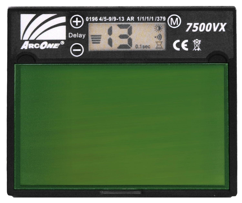 ArcOne 7000VX Shade Master Digital Auto-Darkening Welding Filter 7000VXAON