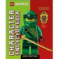 Lego Ninjago Character Encyclopedia: With Exclusive Future Nya Lego Minifigure